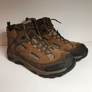 Cabela's Mens 9 Boots Dry Plus Leather Hiking Boot